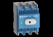 Выключатель-разъединитель eDF60 3P 100А ELVERT