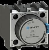 Приставки контактные с выдержкой времени включения CD 10-180 с. для контакторов СС10, eTC60