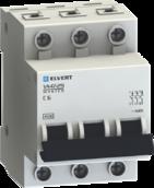 Автоматические выключатели VA47-29С 25А 3p 4,5кА серии Master
