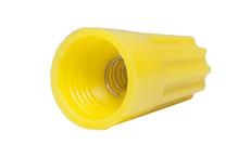 Соединительный изолирующий зажим макс.общее сечение 11,0 кв.мм цвет желтый (1пакет/50шт)