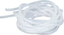 Спиральная лента для бандажа диаметр 8 мм (жгут 6-60 мм)