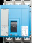 Силовой автоматический выключатель с регулируемым расцепителем E2KR-16H 1600ER 3P 65 kA ELVERT