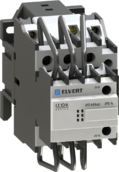 Контактор для коммутации конденсаторных батарей СС10-К 230В АС, 20кВар при 400В