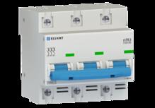 Автоматический выключатель eZ113 3Р D50 10кА ELVERT