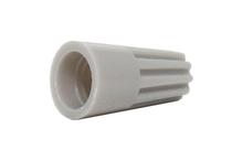 Соединительный изолирующий зажим макс.общее сечение 3,0 кв.мм цвет серый (1пакет/50шт)