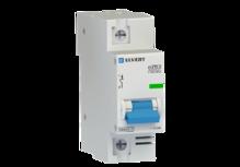 Автоматический выключатель eZ113 1Р D25 10кА ELVERT