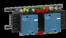 Силовой контактор eTC60 265A 230B 2НО реверсивный ELVERT