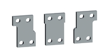 Силовые выводы для присоединения спереди TF2KR-16 к E2KR-16Н 1600 A (1 пакет/3 шт.)