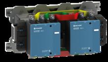 Силовой контактор eTC60 400A 230B 2НО реверсивный ELVERT