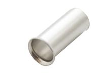 Наконечник штыревой втулочный сечение 10 кв.мм длина 15мм (1пакет/50шт)