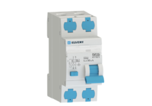 Автоматический выключатель дифф.тока D206 2р C32 30 мА тип А ELVERT