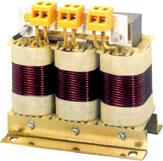 Аксессуары для преобразователей частоты - Сетевые и моторные дроссели