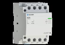Модульный контактор MC06 3Р 40А 4НО 400B/230B ELVERT