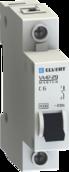 Автоматические выключатели VA47-29С 10А 1p 4,5кА серии Master