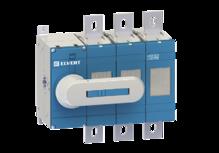 Выключатель-разъединитель eDF60 3P 800А ELVERT