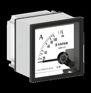 Амперметр AMP-771 200/5А (трансформаторный) класс точности 1,5