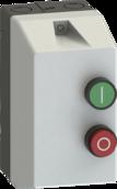 Пускатель закрытый в корпусе SB101 12А 400В IР65
