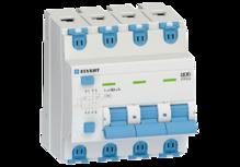 Автоматический выключатель дифф.тока D06 4р C50 300 мА электрон. тип АС ELVERT