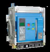 Воздушный автоматический выключатель с функцией обмена данными выкатной Е5К-4V 6300ER 3P 120 kA ELVERT