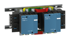 Силовой контактор eTC60 115A 400B 2НО реверсивный ELVERT