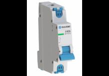 Автоматический выключатель Z406 1Р C4 4,5кА ELVERT