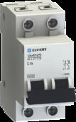 Автоматические выключатели VA47-29С 16А 2p 4,5кА серии Master