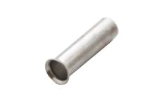 Наконечник штыревой втулочный сечение 4 кв.мм длина 12мм (1пакет/50шт)