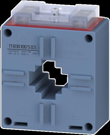 Трансформатор тока шинный ТТ-В30 100/5 0,2 ASTER