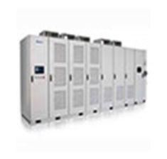 Преобразователи частоты (высокого напряжения) DELTA ELECTRONICS MVD2000