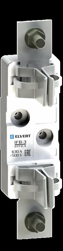 Основание предохранителей IFB-3 ELVERT