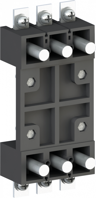 Комплект для преобразования во втычное исполнение PR2K-1 к Е2К-1В (16-100 А)