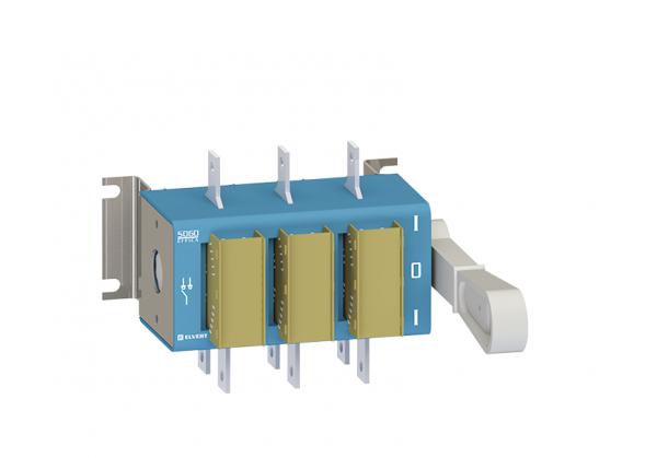 Выключатель-разъединитель SD60-21R 400А ELVERT