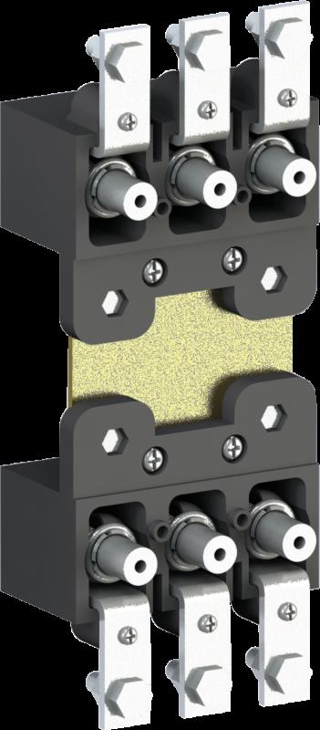 Комплект для преобразования во втычное исполнение PR2K-3 к Е2К-3В (125-250 А)