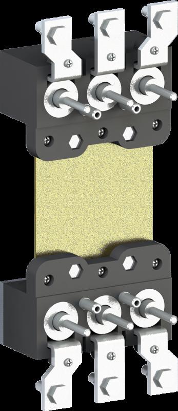 Комплект для преобразования во втычное исполнение PR2K-4 к Е2К-4S (320-400 А)