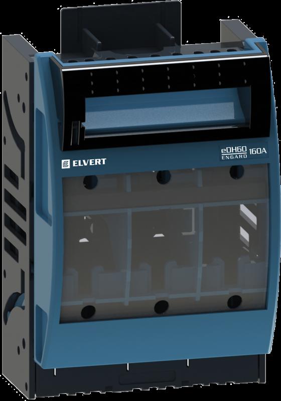 Выключатель-разъединитель откидной eDH60 серии Engard 3Р 160А