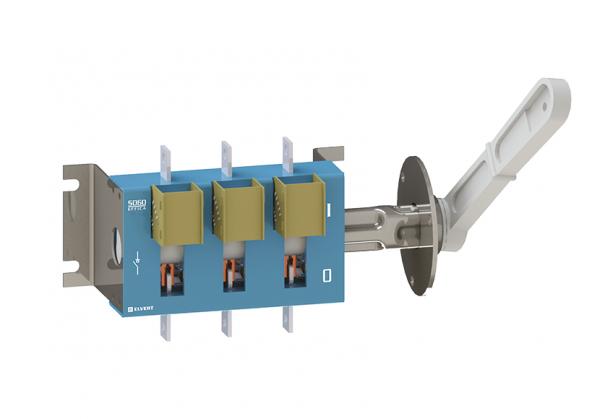 Выключатель-разъединитель SD60-12R 100А ELVERT