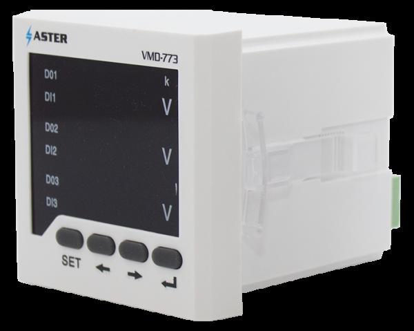 Вольтметр цифровой трехфазный VMD-993 класс точности 0,5