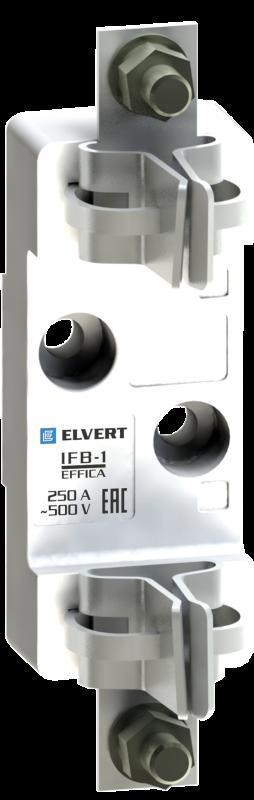 Основание предохранителей IFB-1 ELVERT