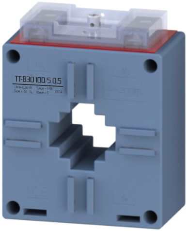 Трансформатор тока шинный ТТ-В30 150/5 0,2 ASTER