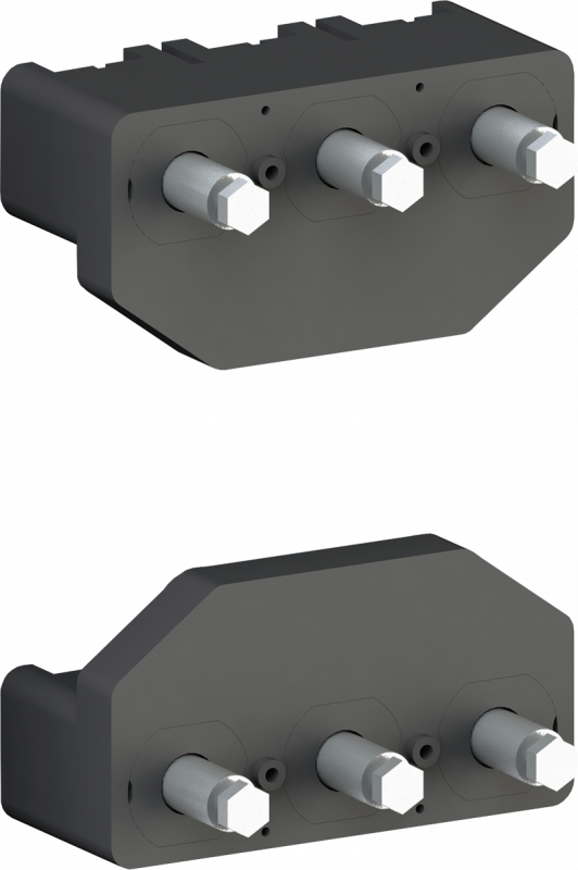 Комплект для преобразования во втычное исполнение PR2K-8 к Е2К-8N (800 А)