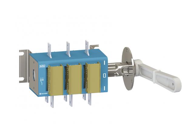 Выключатель-разъединитель SD60-22R 630А ELVERT