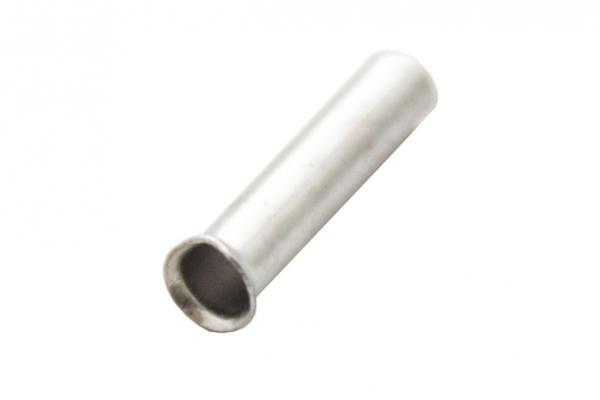 Наконечник штыревой втулочный сечение 2,5 кв.мм длина 12мм (1пакет/50шт)