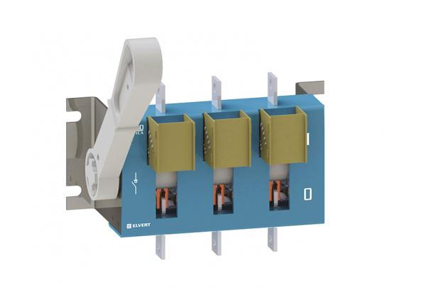 Выключатель-разъединитель SD60-11L 100А ELVERT