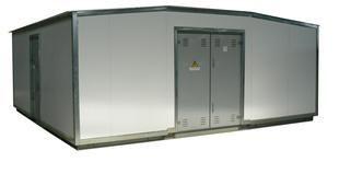 2КТПБ блочная двухтрансформаторная подстанция