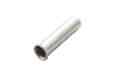 Наконечник штыревой втулочный сечение 0,75 кв.мм длина 6мм (1пакет/50шт)
