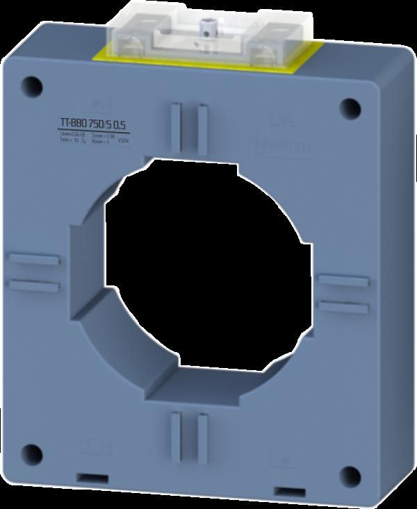 Трансформатор тока шинный ТТ-В80 750/5 0,2 ASTER