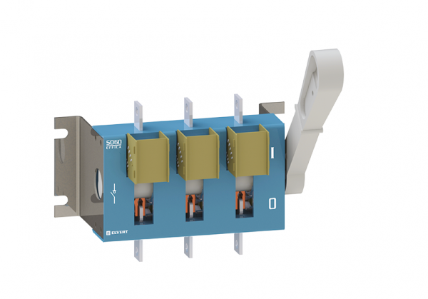 Выключатель-разъединитель SD60-11R 100А ELVERT