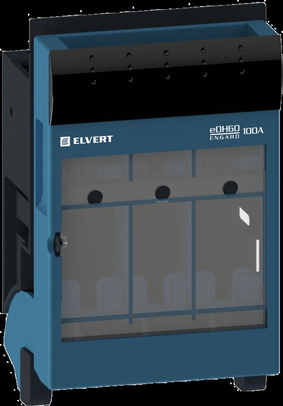 Выключатель-разъединитель откидной eDH60 серии Engard 3Р 100А