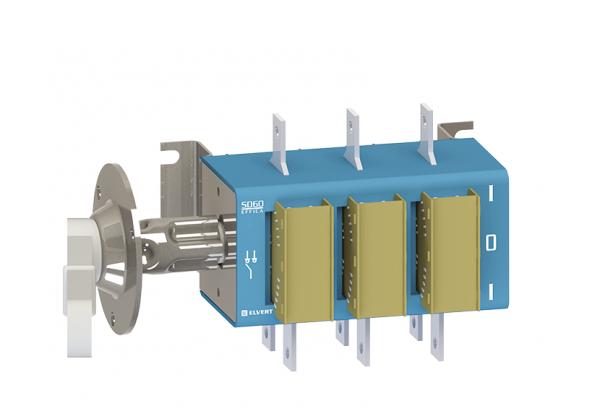 Выключатель-разъединитель SD60-22L 630А ELVERT