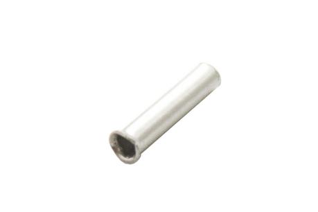Наконечник штыревой втулочный сечение 0,5 кв.мм длина 6мм (1пакет/50шт)